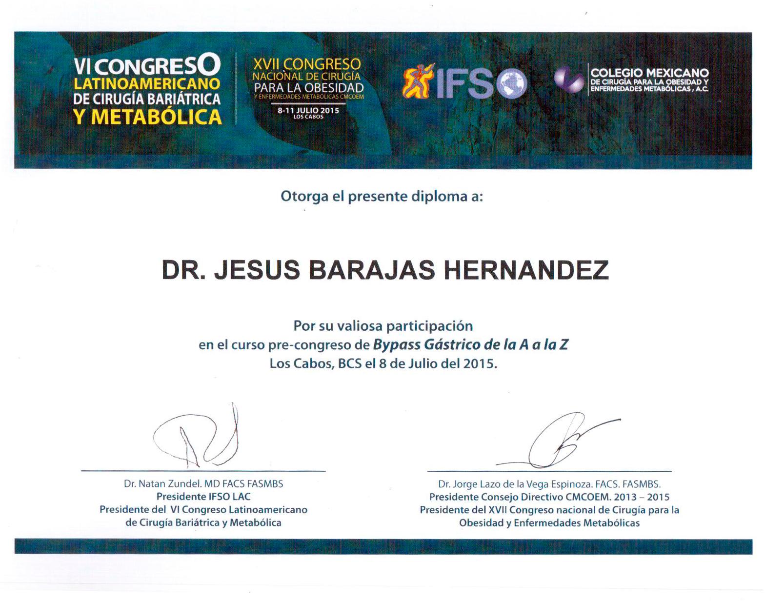 Cirugía de Obesidad Monterrey   DR. BARAJAS - Cirugía de